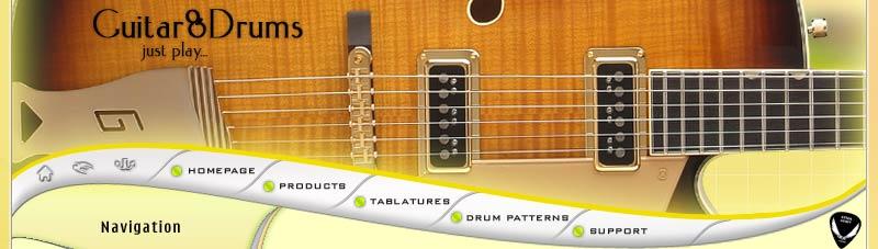 guitar tuner software. Black Bedroom Furniture Sets. Home Design Ideas